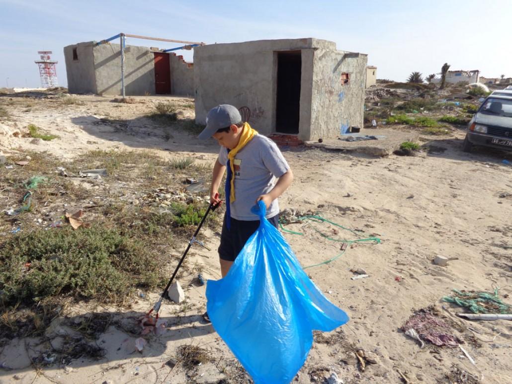Geracidd: Gestion Rationnelle et Citoyenne des Déchets à Djerba